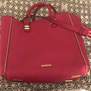 Hot pink Rebecca Minkoff Bag